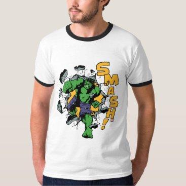Retro Hulk Smash! T-Shirt