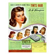 retro vintage kitsch 50s tintz