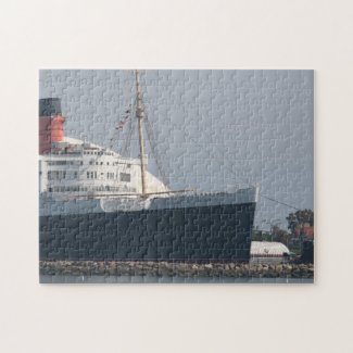 RMS Queen Mary Hotel and Museum in Long Beach Puzzles