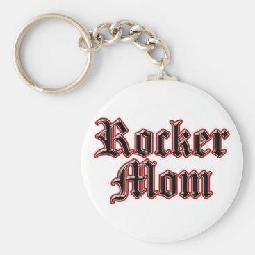 Rocker Mom! Keychain
