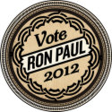 Ron Paul 2012 Button zazzle_button