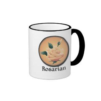 Rosarian Peach Mug