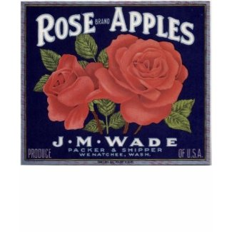 Rose Brand Apples shirt