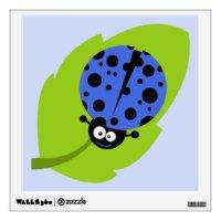 Ladybug Wall Decals & Wall Stickers | Zazzle
