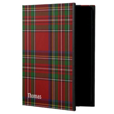 Royal Stewart Tartan Plaid iPad Air 2 Case