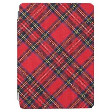 Royal Stewart tartan red black plaid iPad Air Cover