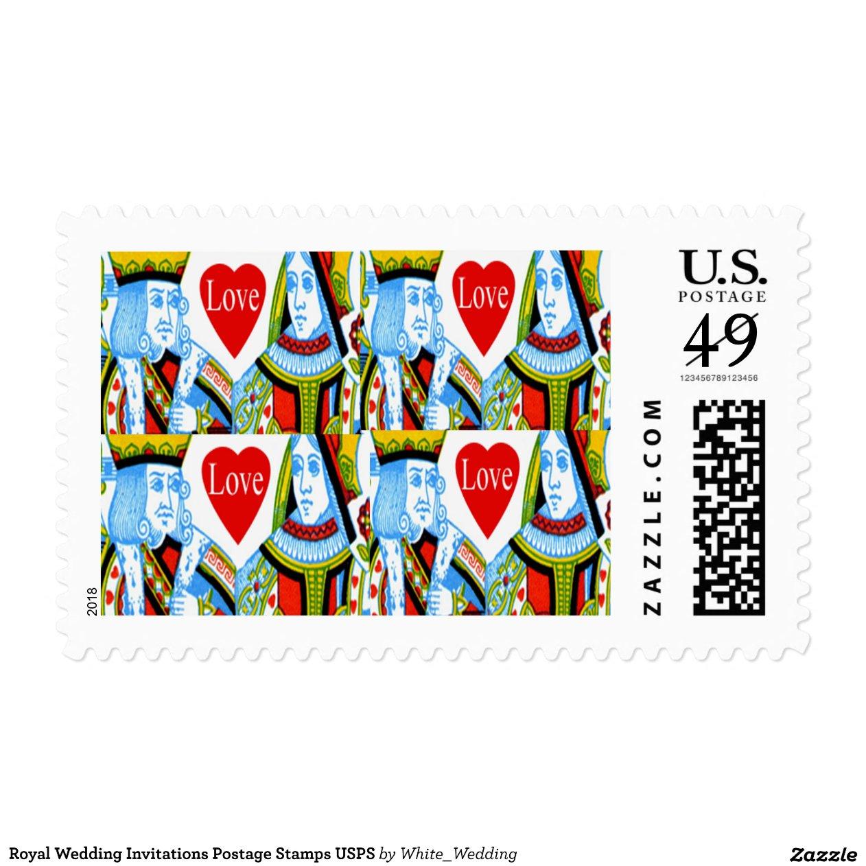 WEDDING In Las Vegas Postage Zazzlecom Wedding Postage Stamps