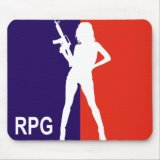 RPG Mousepad