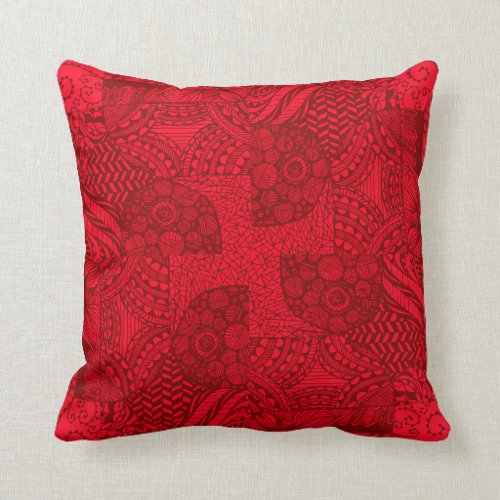 Ruby Slippers Pillow