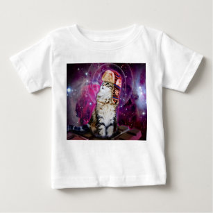 space cat baby clothes
