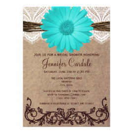 Rustic Bridal Shower Invitations To Create Your Invitation With Smart Design 14