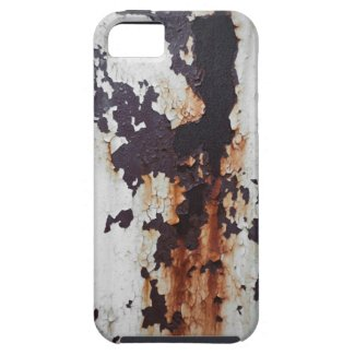 Rusty Peeling Paint iPhone 5 Covers