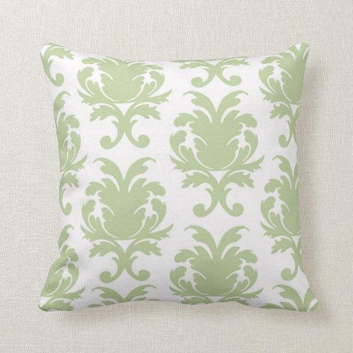 Sage Green Pillows Sage Green Throw Pillows