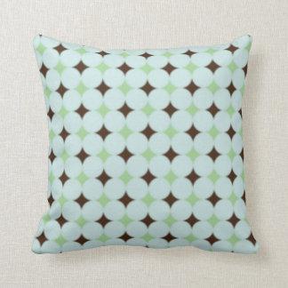 Sage And Brown Pillows  Decorative  Throw Pillows  Zazzle