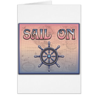 Sail On Cards