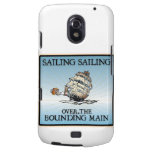 Sailing, Sailing - Over The Bounding Main casemate cases