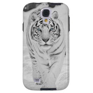 Samsung Galaxy S3 White Tiger Case