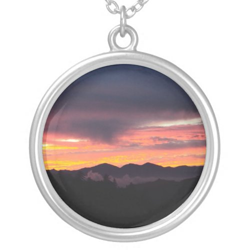 San Bernardino Mountain Necklace necklace