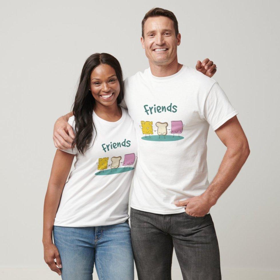 Sandwhich Best Friend T-Shirt