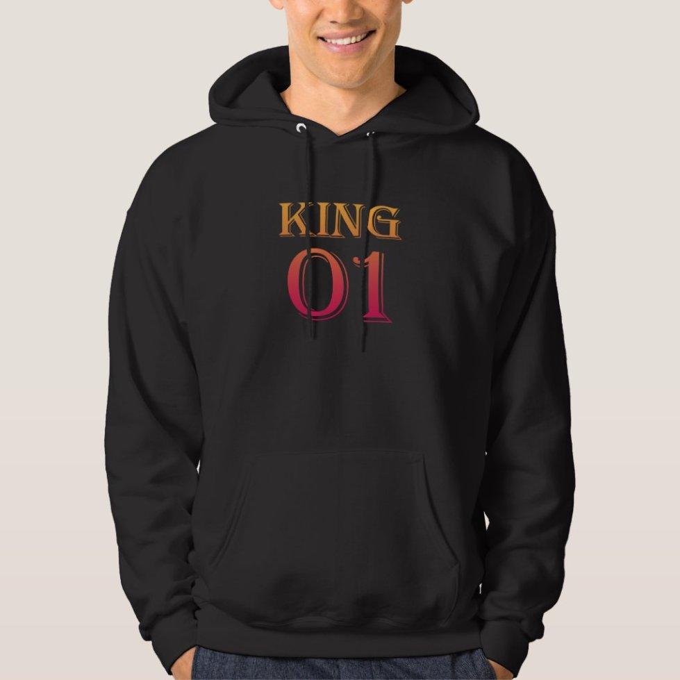 Sanguine King 01 Hoodie