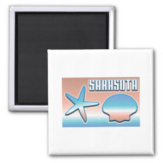 Sarasota Shells Magnets