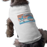 Sarasota Shells pet clothing