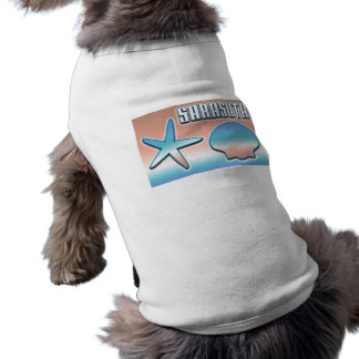 Sarasota Shells Pet Tee Shirt