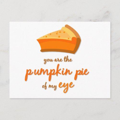 Sassy Thanksgiving Holiday Postcard