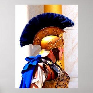 Roman soldierr