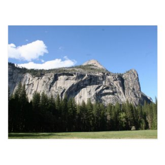 Scenic Yosemite National Park Postcard