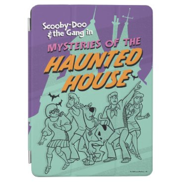 "Scooby-Doo and the Gang ""Haunted House"" iPad Air Cover"