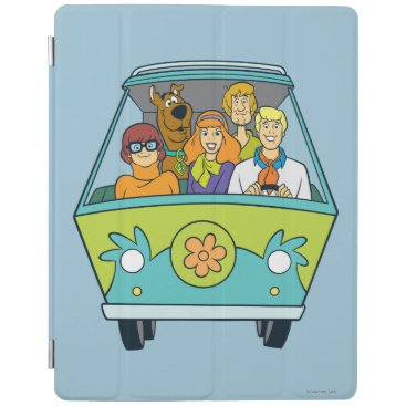 Scooby-Doo & The Gang Mystery Machine iPad Smart Cover