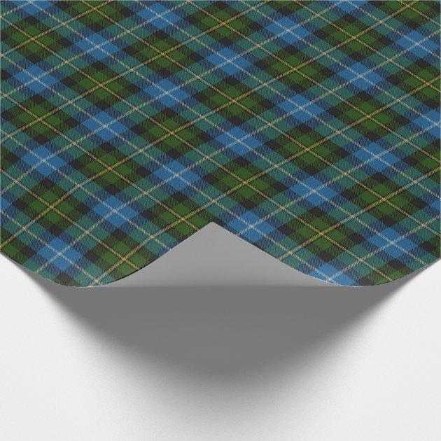 Scottish Clan MacNeil Tartan Wrapping Paper Zazzle