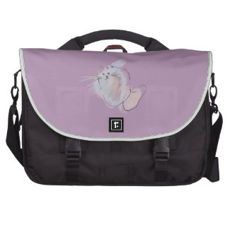 Scribble Cat Commuter Bags