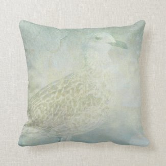 Seagull Sonata Pillow