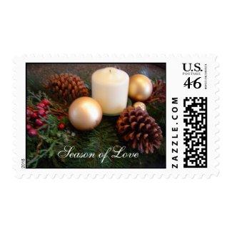 Season of Love Postage