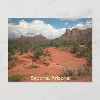 Sedona, Arizona - Postcard postcard