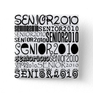 Senior 2010 - Square Button button