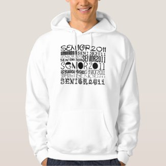Senior 2011 - Sweatshirt shirt