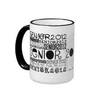 Senior 2012 - Mug mug