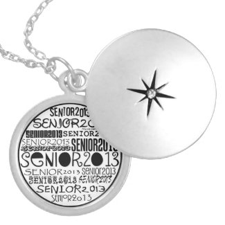 Senior 2013 - Round Necklace