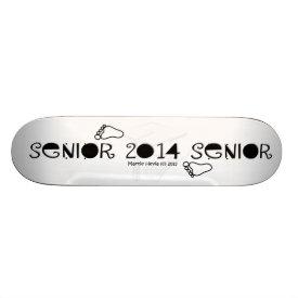 Senior 2014 (Feet) Skateboard Pro