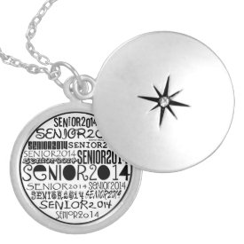 Senior 2014 - Round Necklace