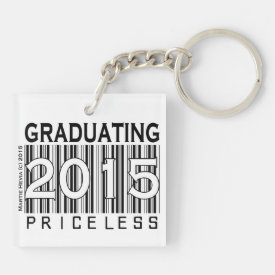 Senior 2015/Graduating: Priceless (Double-Sided)