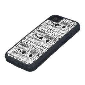 Senior 2015 iPhone 5 Tough Extreme Case