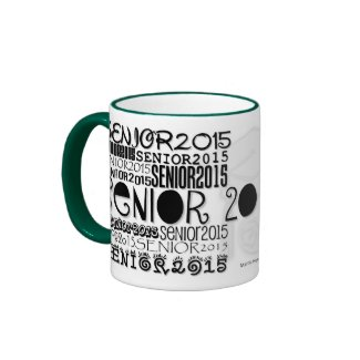 Senior 2015 - Mug