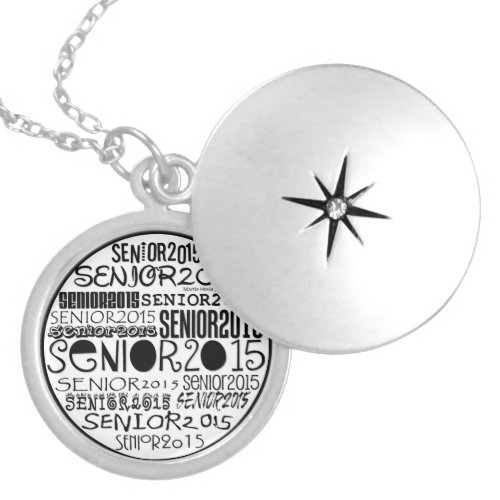 Senior 2015 - Round Necklace