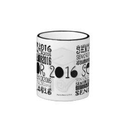 Senior 2016 - Mug