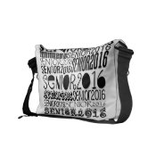 Senior 2016 Rickshaw Messenger Bag