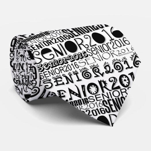 Senior 2016 Tie